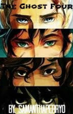 The Ghost Four (Percy Jackson and the Avengers) *Complete* by SamanthaPerry0