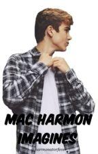 Mac Harmon Imagines by harmonatorfever