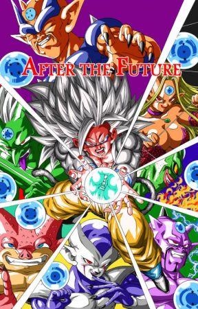 Dragon Ball Af Ssj4 Gotenks Vs Omega Shenronhell Bound Wattpad