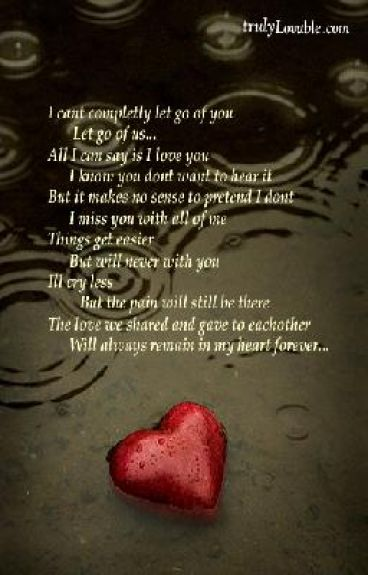 Unrequited {Love Poems}