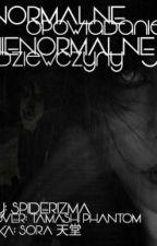 Normalne opowiadanie nienormalnej dziewczyny/Laughing  Jack by Spiderizma