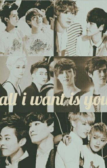 Exo - All I Want Is You