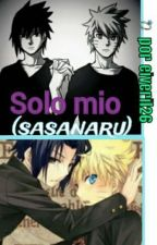 Solo mio-  Sasunaru  by eiveril26