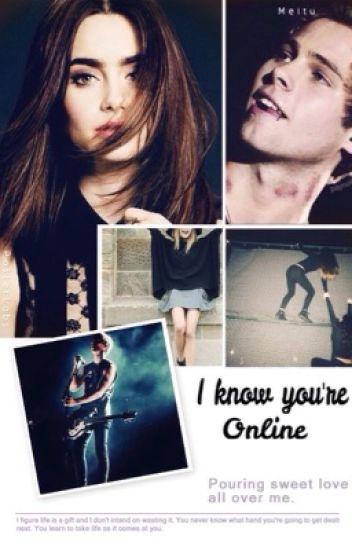 I know you're online ≫ Luke Hemmings