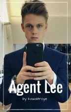 Agent Lee | Jaspar AU by kawaiitroye