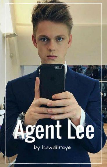 Agent Lee | Jaspar AU