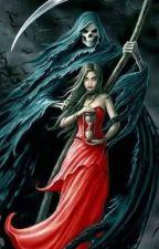 She is the Mistress of Death by AlfaJi
