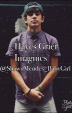 HAYES GRIER IMAGINES by Mrs_Wood_Mendes