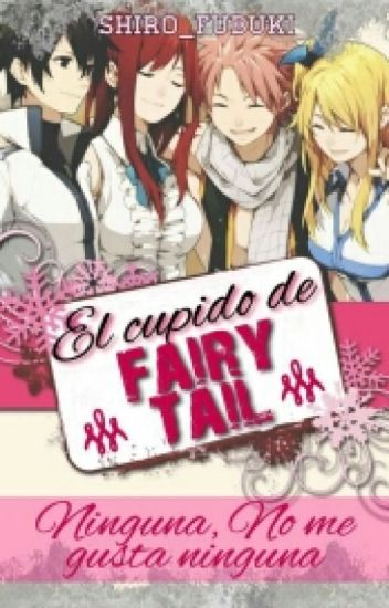 El cupido de Fairy Tail