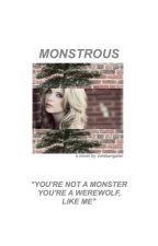 Monstrous ➳ Dunbar by voidsangster