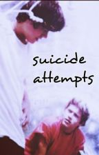 suicide attempts (Narry) by Xxemokitty23xX
