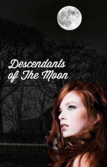 Descendants of the Moon (Book 1 of the Argenteus Trilogy)