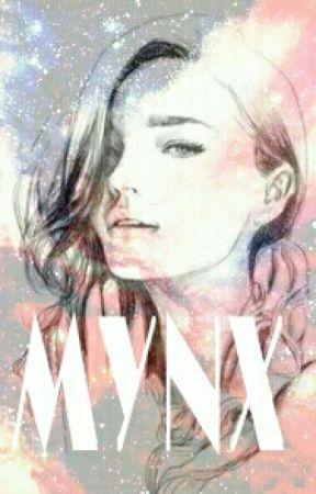Mynx by Violetsareblue19