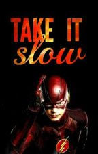 Take it Slow // Barry Allen by xrevveriex