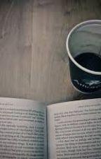 El chico del café y el libro (EDITANTO) by ihateblackcat