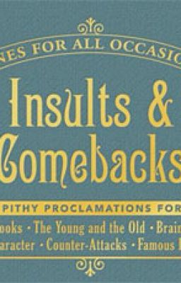 The giant book of insults read online