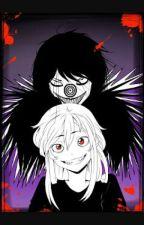 MI MEJOR AMIGO(laughing jack y tu) by Misakiemo8000z