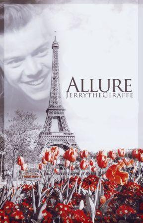 Allure // Harry Styles AU by JerrytheGiraffe