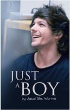 Just a Boy • LT by jacalsainteworme