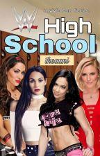 WWE High School by althenix