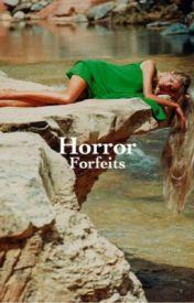 Horror by tutuluke