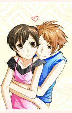 Oblivious Love (Hikaru x Haruhi) by cluelessnameless