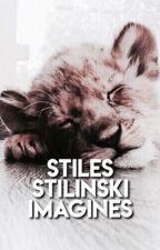 stiles stilinski // imagines by slexiestories