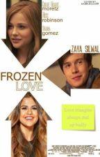 Frozen Love by joy_311