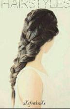 hairstyles ~ voltooid by xXxfemkexXx