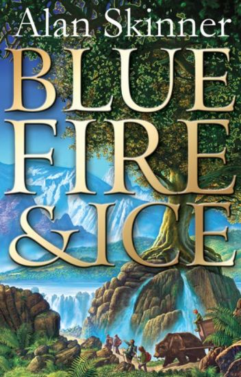 Blue Fire and Ice (Book 1 of The Land's Tale series)