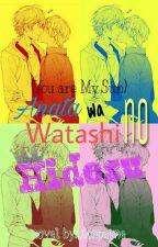 Anata wa Watashi no Hidesu  (yaoi) (BxB!!) by aonpayne