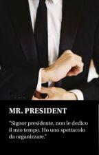 Mr. President || Calum Hood by fletcherssmile98