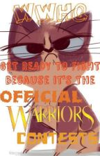 WWHQ Official Warriors Contests by WarriorsWeeklyHQ