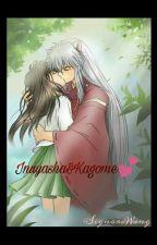 inuyasha e kagome by SignoraWang