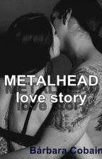 Metalhead love story. by _madp0et