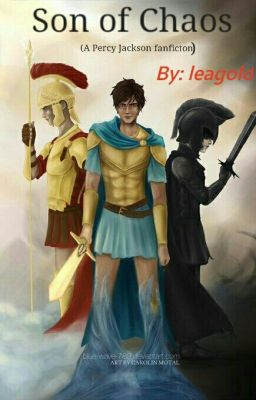 Omega,son of chaos,primordial of galaxies(percy jackson