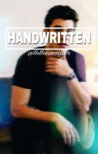 Handwritten Shawn Mendes by tothewonder