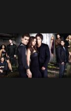 Vampire diaries by citationfilmserie