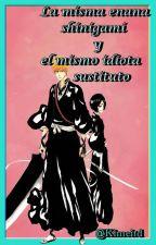 La misma enana shinigami y el mismo idiota sustituto. by kimeitd