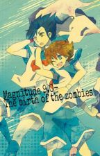 Magnitude 9.0 - The birth of the zombies. by SarikaChan