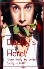 Daddy's Here! // H.S by lululuaskisi