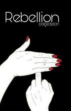 Rebellion ♢ Jasper hale by PaigeDyson