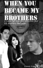 When you became my brothers by ElKapaan