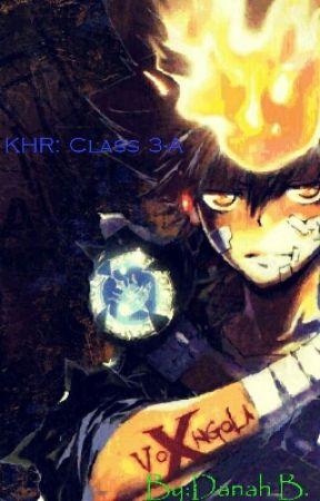 KHR: class 3-A by DanahBarce