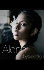 Alone by alsinajoy