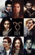 A Mortal Instruments Alphabet. by chickenwhisperer16