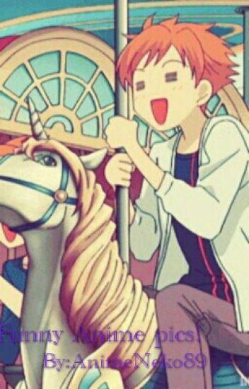 Funny Anime pics