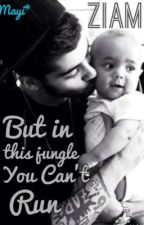 But in this jungle, You Can't Run. Ziam by mayiblair
