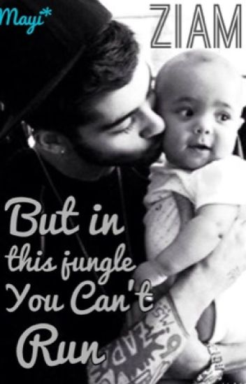 But in this jungle, You Can't Run. Ziam
