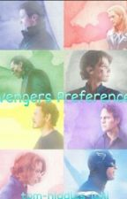 Avengers Prefences by JunoJaxx